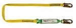3M 3530 Powerstop 6 ft. Shock Absorbing Lanyard for 12 ft. Freefall