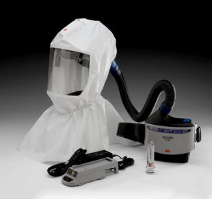 3m Versaflo Tr 300 Eck Easy Clean Papr Kit Respirator
