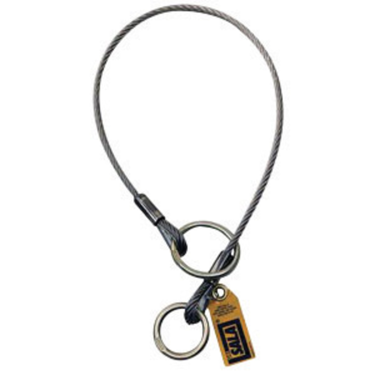 Dbi Sala 5900550 4 Stainless Steel Cable Choker With D