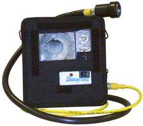 Flexible Video Borescope Inspection Camera
