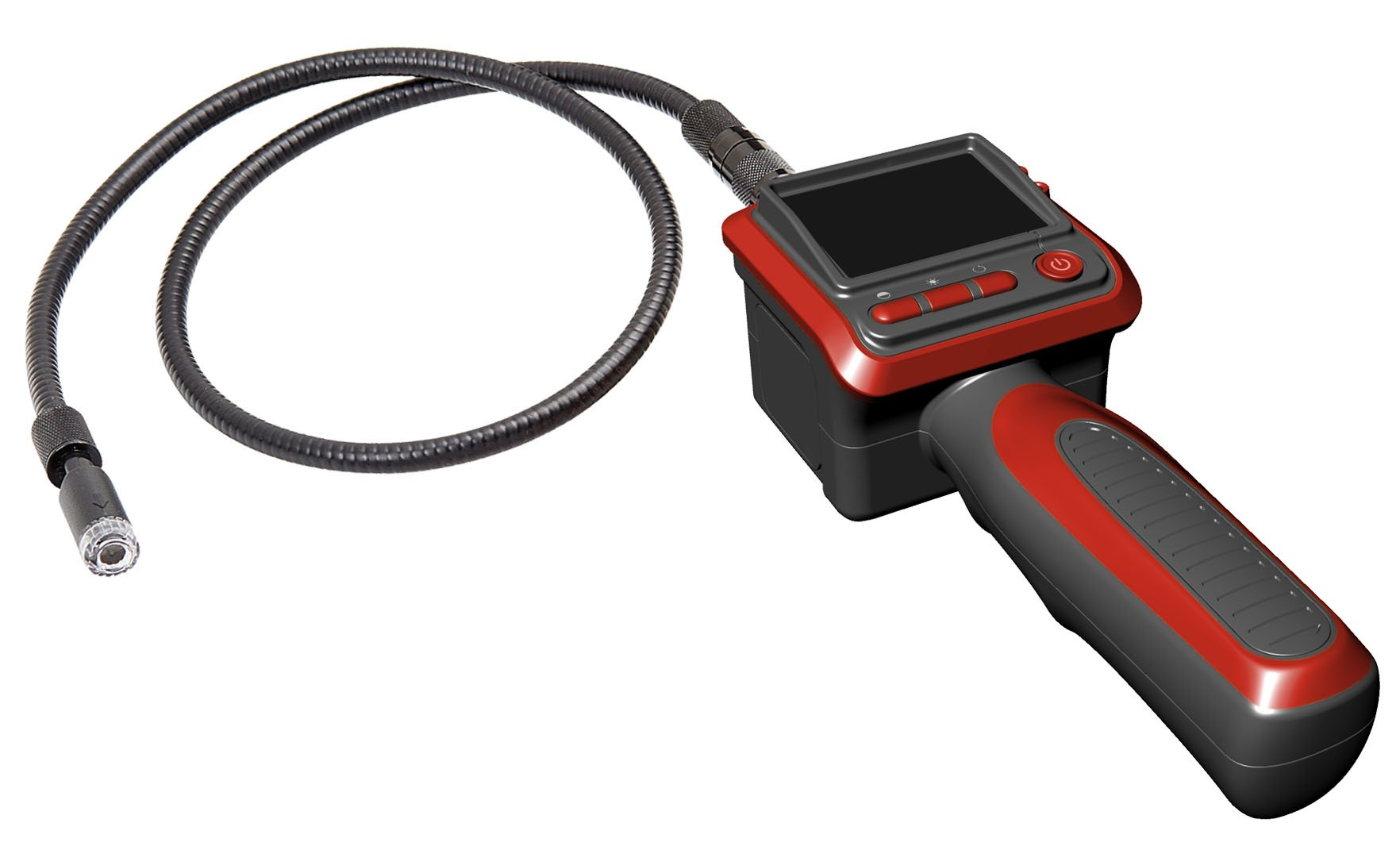 Portable Inspection Camera Industrial Fiberscope