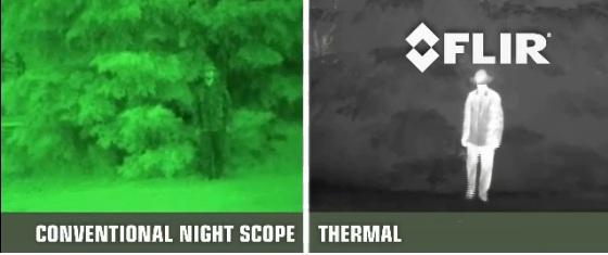 Flir Bts X Pro Scout Thermal Imager Night Vision Infrared