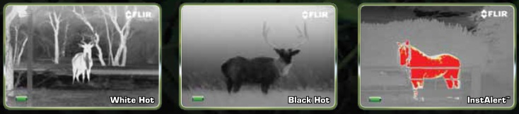 Flir Scout TS32r Pro Thermal Night Vision for Hunting Sportsmen Ranchers Hikers