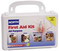 010100-4353L - General Purpose First Aid Kits, Plastic and Soft-Sided