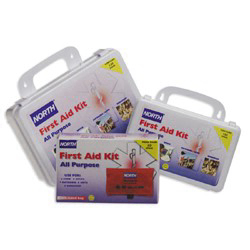 010101-4354L - General Purpose First Aid Kit, 25 person
