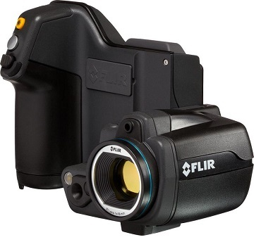 Flir T460 T 460 Infrared Camera With Ultra Max WiFi 320 x 240