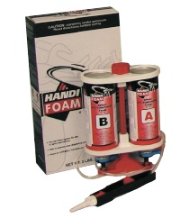 Handi-Foam Polyurethane Spray Foam Insulation