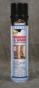 Handi-Seal Window & Door Sealant Polyurethane Foams