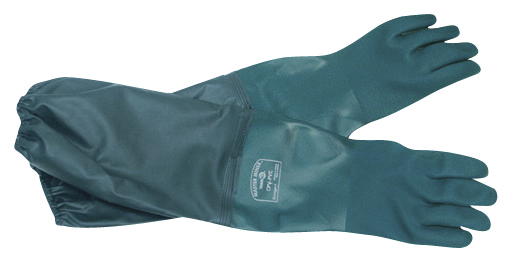 NLS Series PVC Glove with Sleeve - 1812FWG01