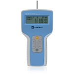 Kanomax 3887 Handheld Laser Particle Counter Size Distribution