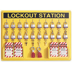 LS106- LOCKOUT STATION