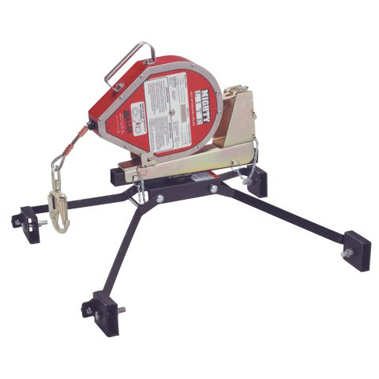 Miller Honeywell SRM50G/50FT RoofStrider II System Kit Fall Protection