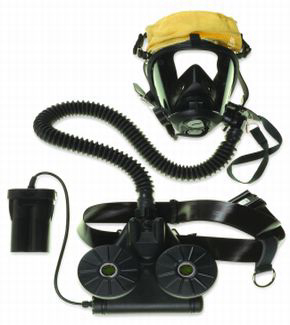 SC420 CBRN Powered Air Purifying Respirator (NIOSH)