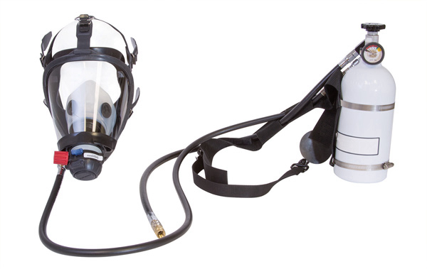 Honeywell Panther?› Pressure Demand Supplied Air Respirator (PD-SAR) Hip-Pac with Nylon Harness