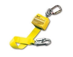 Miller AD6902-Z7/8FTYL Retractable Web Lanyards