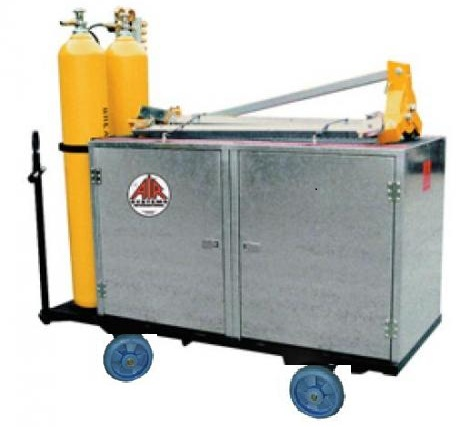 Air Systems Csc 3072 Standard Confined Space Carts