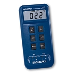 Bacharach 2030-0000 TH3000 Dual Channel Digital Thermometer