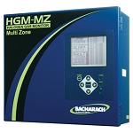 Bacharach 3015 5333 HGM-MZ HGM MZ Halogen Gas Leak Monitor Multi Zone
