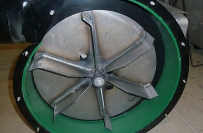 Cool Machines Cool Vac 23 Features Abrasion Resistant Heavy Duty Fan Blades