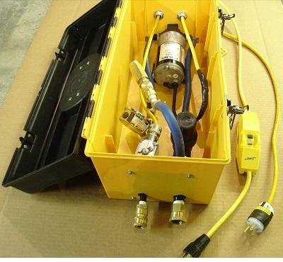 cool machines c8e516 internal wetting system iws control assembly 120v
