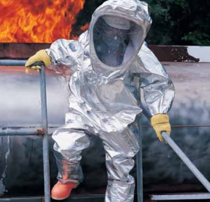 DuPont RF600T-XL Is Preferred By HAZMAT Personnel For Protection From Chemical Hazards