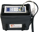 E Instruments E5500 E 5500 Flue Gas Emissions Combustion Analyzer