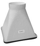 E Instruments H75 Soft Cover For K75 Airflow Cone