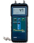Extech 407910-NIST Heavy Duty Differential Pressure Manometer 29psi