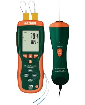 Thermometer datalogger