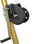 Falltech 7290 60' Confined Space Winch with Galvanized Steel Cable