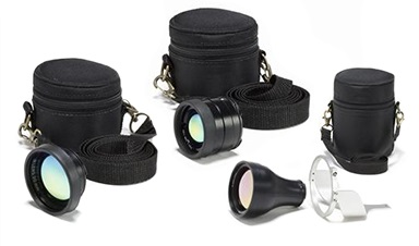 Flir E40 Kit 45 Has A Wide Variety Of Optional Lenses To Accommodate Your Specific Infrared Applications