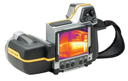 Flir B400 B 400 IR Thermal Imaging Infrared Camera
