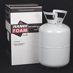 Handi-Foam P40541 I-260 40 Series Cylinder Foam Polyurethane Spray Foam Kits
