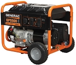 Generac GP5500 GP 5500 5975 Portable Power Generator 5.5 kW 49 ST CSA