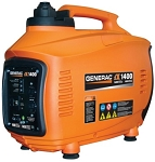 Generac iX1400 iX 1400 5842 Portable Power Generator 1.4 kW CARB