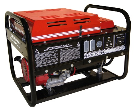 Gillette gpe55eh gpe 55eh 5500 watt portable gas power generator - Choosing a gasoline powered generator ...