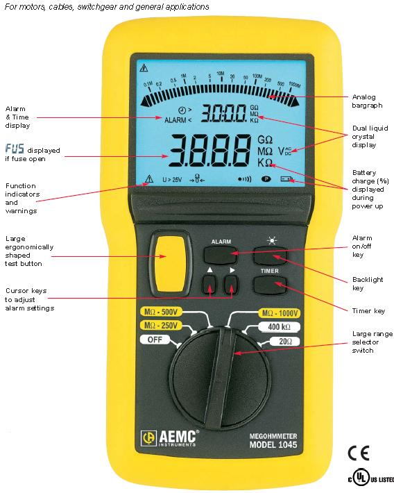 Infinity On A Digital Ohmmeter : Ohmmeter how to zero an analog