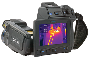 Flir T600bx Thermal Imager