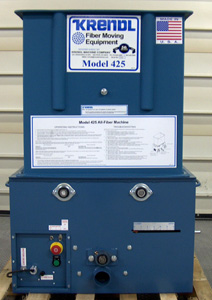Krendl 425A All Fiber Insulation Airlock Unit