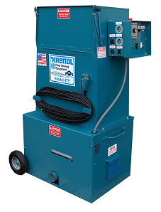 Krendl 475 Cellulose Fiberglass Insulation Blower Machine