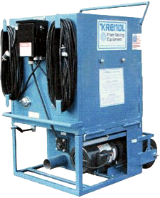 Krendl 550-A Recycle Insulation Machine (12V - 24VAC Control)