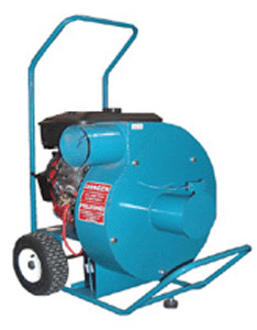 Krendl GV180 18HP Gas Insulation Vaccum