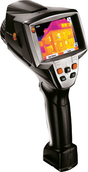 Testo 882 IR Infrared Camera Thermal Imager