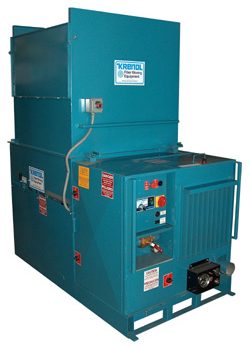 Krendl 4200D 15 H Diesel Insulation Machine with PD Blower
