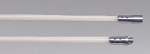 Nikro 860230 3/8 x 48 inch Flexible Nylon Brush Rods