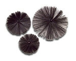 Nikro 860396 4 Inch Dryer Vent Brush