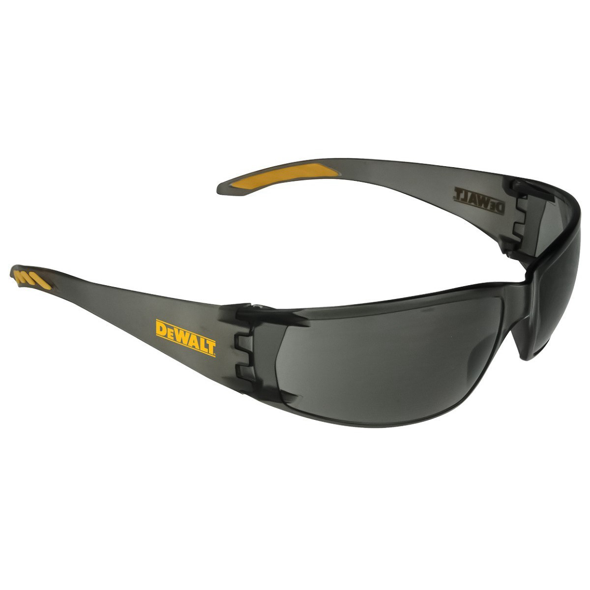 Dewalt dpg103 2d rotex safety glasses smoke frame for Ultra glass chatsworth ca