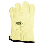 Salisbury Honeywell ILP10 Leather Protector Glove Import Cowhide 10 Inch