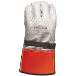 Salisbury Honeywell ILP3S Leather Protector Glove Import Cowhide 12 Inch