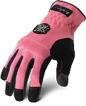 Ironclad SMTC-24-L Tuff-Chix Fleece Pink Glove, Large
